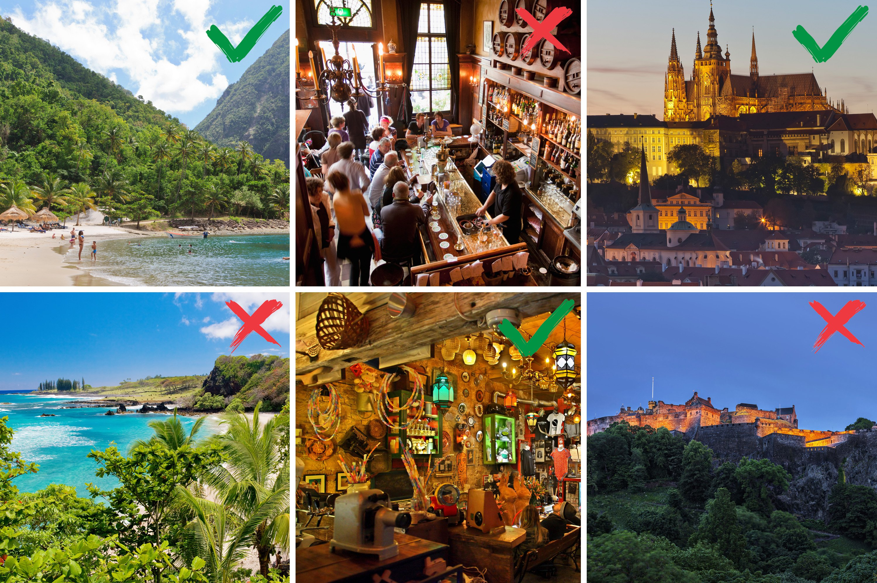 10 Popular Travel Destinations You Can Actually Skip This Year And Where To Go Instead