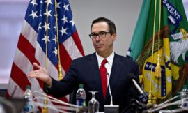 China 'Welcomes' Mnuchin's Interest in Traveling to Beijing for Trade Talks