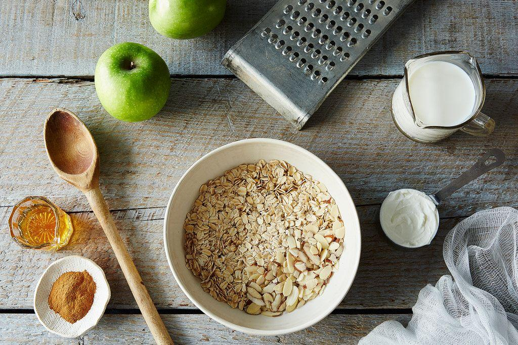 quartzy bircher muesli
