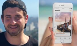 The youngest person to travel to every country on earth has launched a 'travel Tinder' that lets people swap homes for …