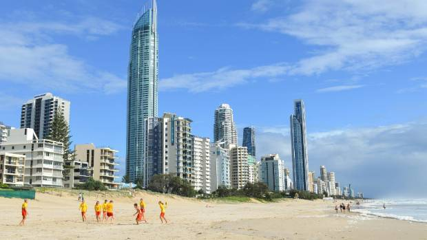 The Gold Coast: an ideal stopover for the traveller in training.