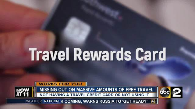 Travel rewards credit cards: are the rewards worth it?