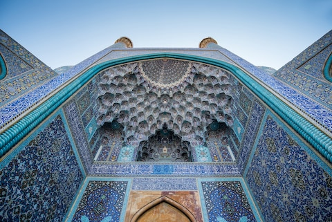 Iran's tourism industry has experienced a boom few years