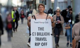 Travel Money Club boss goes naked for Brazen campaign