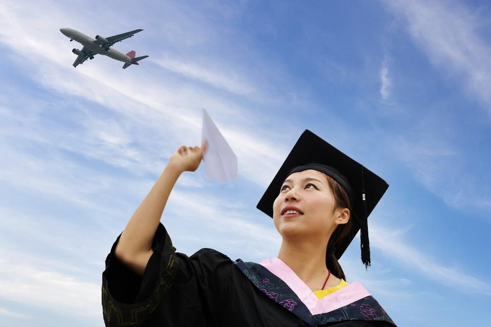 Happy Graduation! How To Travel The World On An Entry-Level Salary