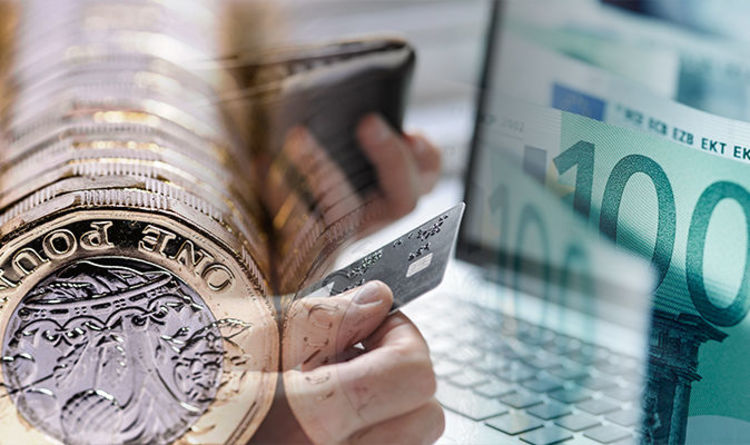 Pound to euro exchange rate: Interest rate hold and soaring UK retail sales aid sterling