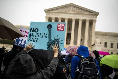The Supreme Court's ruling that Trump's travel ban isn't a 'Muslim ban,' annotated