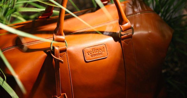 Vegan Leather Bags: The Next Big Travel Accessory?