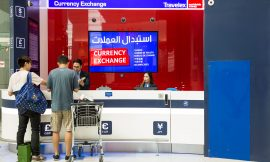 Buy back guarantee on leftover travel money at DXB