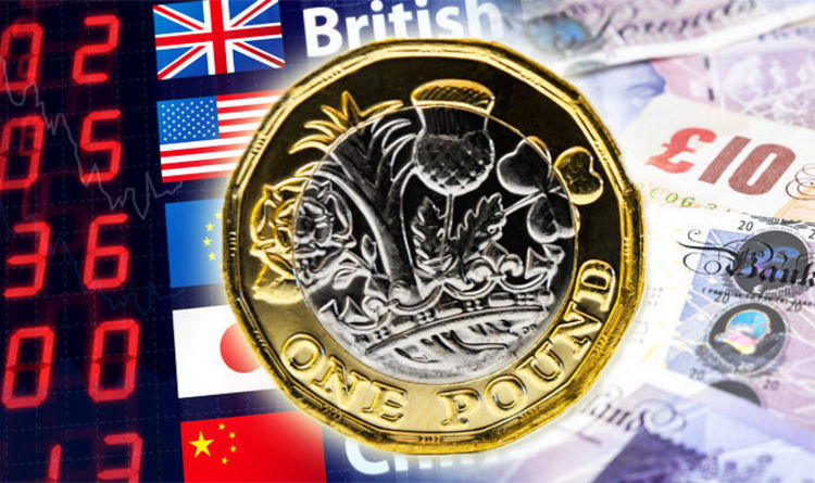 Pound to euro exchange rate: Eurozone data to affect currency deals for your travel money