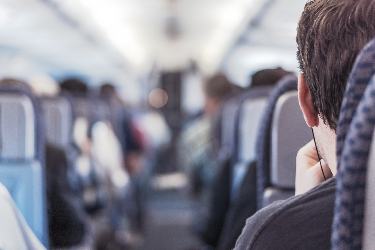 Four Fun Ways to Liven Up Plane and Train Journeys