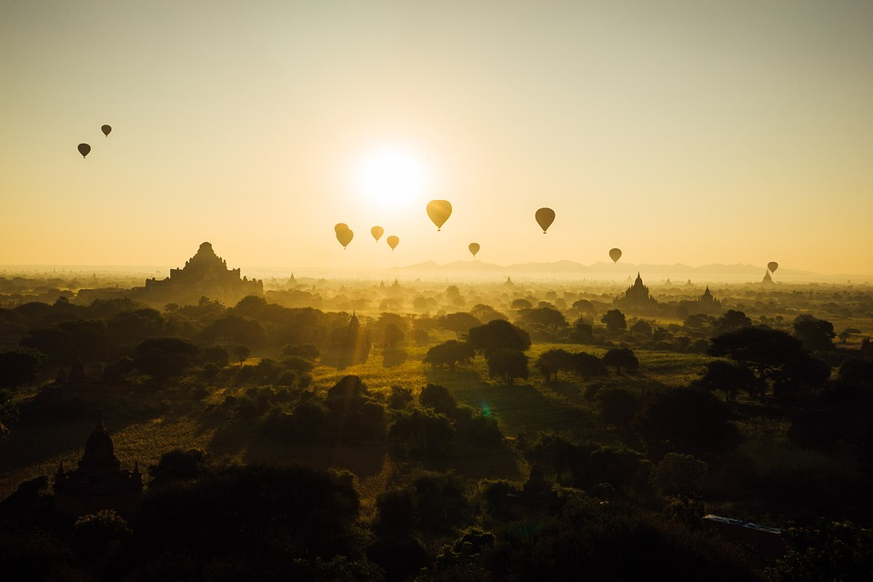 Hsipaw, Myanmar