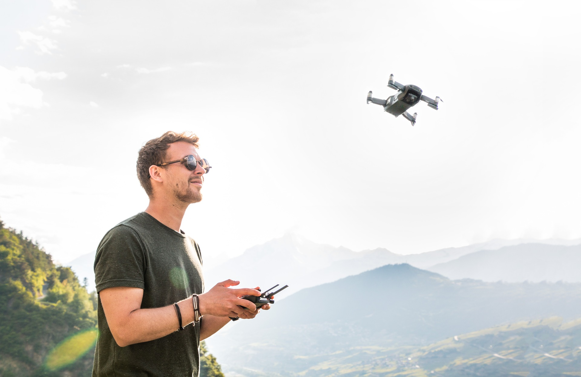 10 Benefits of Drones in the Travel Industry
