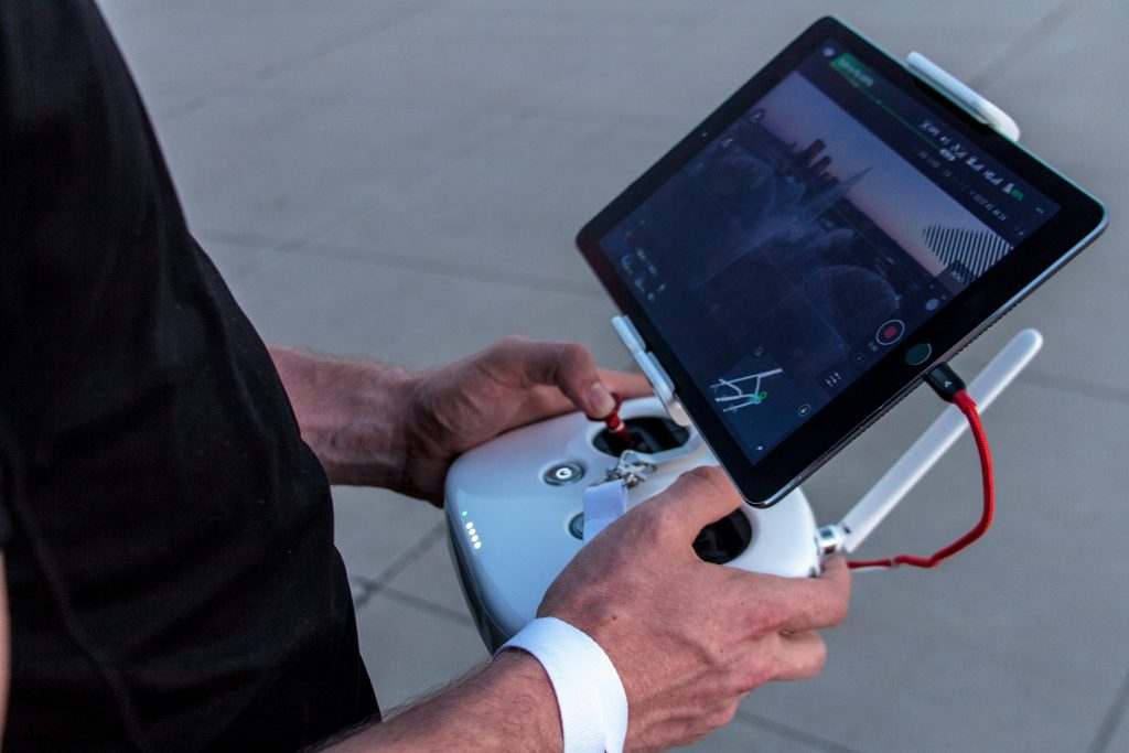 Drone Video Control